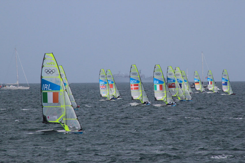 Sailing at the 2012 Summer OlympicsPicture